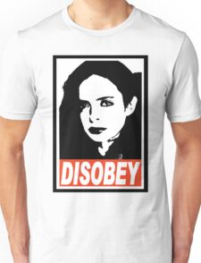 Jessica Jones - Disobey Unisex T-Shirt