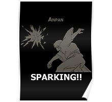 Quotes and quips - Anpan SPARKING!! Poster