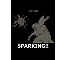 Quotes and quips - Anpan SPARKING!! Photographic Print