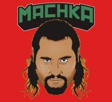 MACHKA Rusev One Piece - Long Sleeve