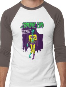 Zombie Lad - Pack Of Heroes Men's Baseball ¾ T-Shirt