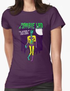 Zombie Lad - Pack Of Heroes Womens Fitted T-Shirt