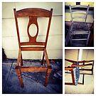 Chair Trio by Barbara Wyeth