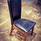 Black Chair by Barbara Wyeth