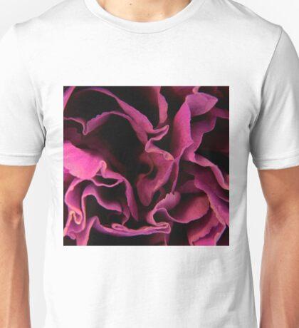 Purple Carnation Unisex T-Shirt