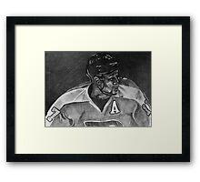 Wayne SImmonds Framed Print