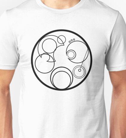 Time Lord Symbol Unisex T-Shirt