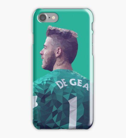 David De Gea - Manchester United iPhone Case/Skin