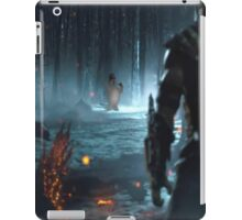 Mortal Kombat and Frosty the Snow Man iPad Case/Skin