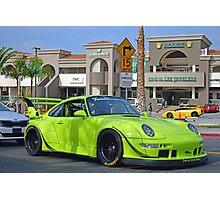 Raugh Welt Porsche Photographic Print