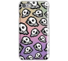 Ghost Ball Pink Yellow and Green  iPhone Case/Skin