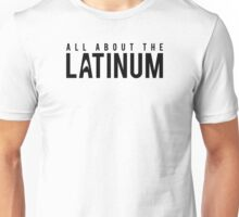 Star Trek - All About The Latinum - Black Clean Unisex T-Shirt