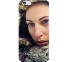 Portrait of an Adventurer II iPhone Case/Skin