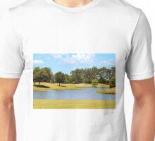 Golf Course Beauty Unisex T-Shirt