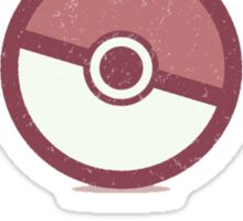 Pokemon - I Choose You Sticker