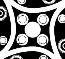Clockwork Pattern 1 Sticker