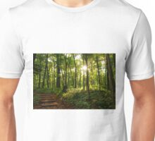 North Country Trail Forest Unisex T-Shirt