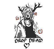 .: Drop Dead :. Photographic Print