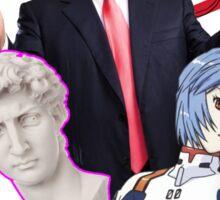 Make Anime Great Again  Sticker