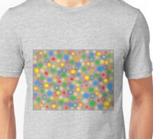 Frosted Polka Dots Unisex T-Shirt
