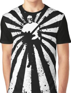 Retro Rock & Roll Graphic T-Shirt