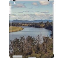 Macleay River, Kempsey NSW Australia iPad Case/Skin