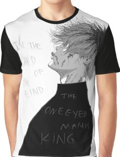 One Eyed King Graphic T-Shirt