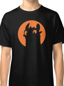 Toothless from How to Train Classic T-Shirt