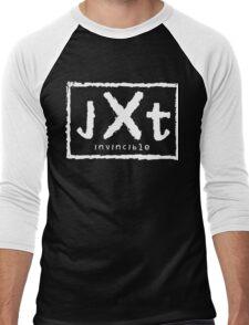 JXT nWo styled Logo T-Shirt&Hoodies Men's Baseball ¾ T-Shirt