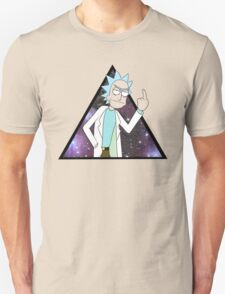Rick and morty space 2 T-Shirt