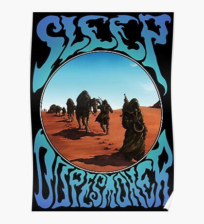 Sleep Dopesmoker Poster