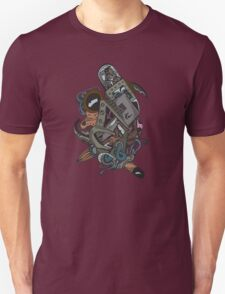 Bio-mechanical Heart T-Shirt