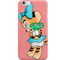 Tiger Baby iPhone Case/Skin