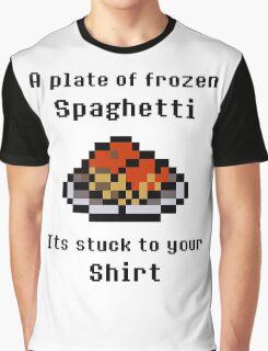Frozen Spaghetti - Undertale Graphic T-Shirt