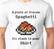 Frozen Spaghetti - Undertale Unisex T-Shirt