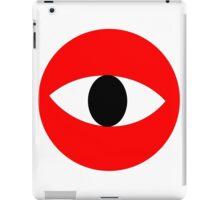 RisingSunCU OG print iPad Case/Skin