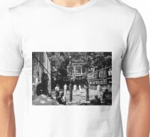 Basketball in NY Unisex T-Shirt