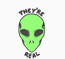 Aliens Are Real Design Mens V-Neck T-Shirt