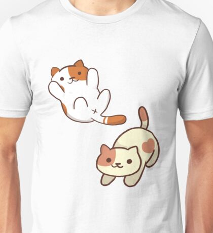 Patch and Peach Unisex T-Shirt