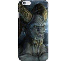 Demon Monster iPhone Case/Skin