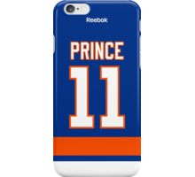 New York Islanders Shane Prince Jersey Back Phone Case iPhone Case/Skin