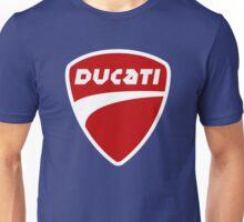 T-Shirt DUCATI Black Unisex T-Shirt