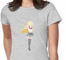 Claudia Enfield Womens Fitted T-Shirt