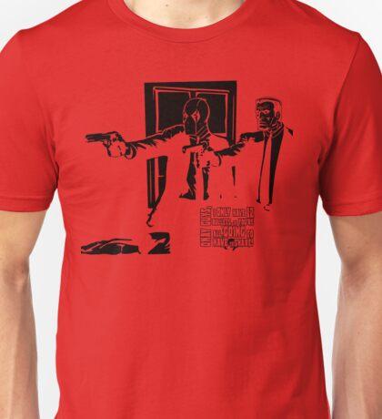Dead Fiction - Black #2 Unisex T-Shirt