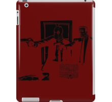 Dead Fiction - Black #2 iPad Case/Skin