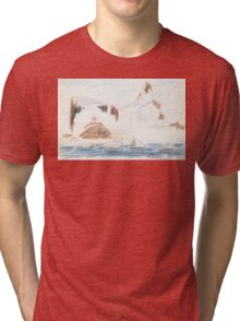 Culverville Island Tri-blend T-Shirt