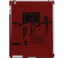 Dead Fiction - Black #4 iPad Case/Skin