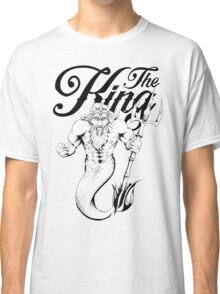 """The King"" Poseidon Classic T-Shirt"