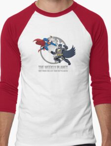 They Punch For A Bit Then They're Mates Men's Baseball ¾ T-Shirt
