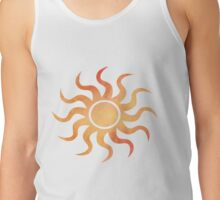 Watercolor Sun Tank Top